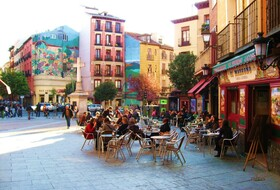 Parkhaus La Latina Nachbarschaft : Preise und Angebote - Parken bei einer Touristischen Sehenswürdigkeit | Onepark