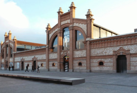 Espacio Cultural Matadero car park in Madrid: prices and subscriptions - Theater car park | Onepark