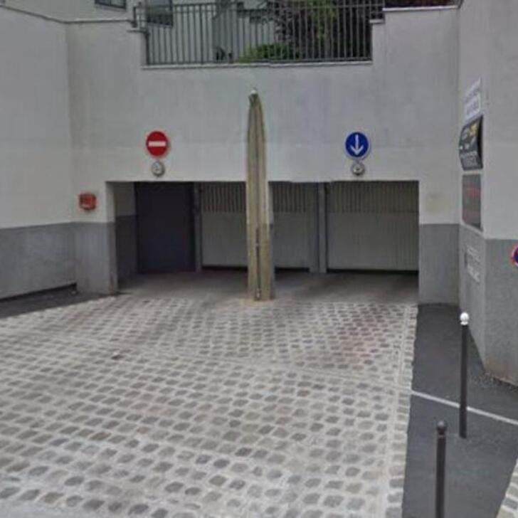A.V.E Openbare Parking (Overdekt) Parkeergarage Paris