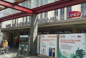 Clermont-Ferrand Railway Station car park: prices and subscriptions - Station car park | Onepark