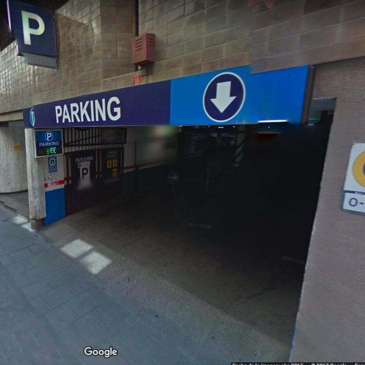AUGUSTA Discount Parking (Overdekt) Parkeergarage Barcelona