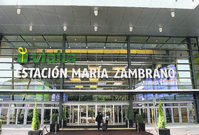 Parking Estación Ave María Zambrano en Málaga : precios y ofertas - Parking de estación | Onepark