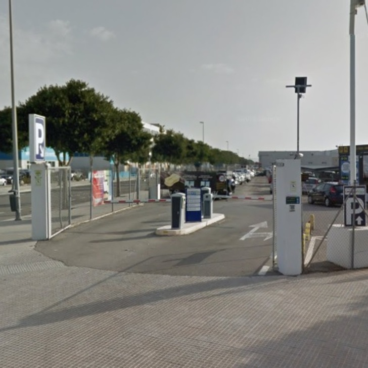 LOWCOSTPARKING Discount Parking (Exterieur) Palma de Mallorca