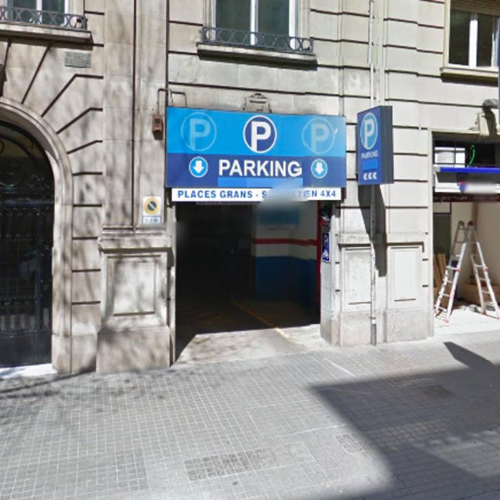 Parking Público GARAGE VALIRA (Cubierto) Barcelona