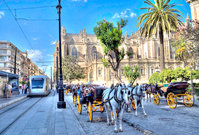 Parking Sevilla Centro en Sevilla : precios y ofertas - Parking de ciudad | Onepark