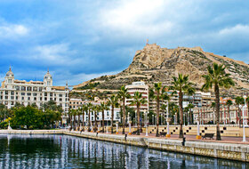 Alicante car park: prices and subscriptions - City car park | Onepark