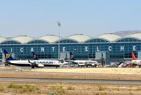 Parkeerplaats Luchthaven Alicante-Elche El Altet : tarieven en abonnementen - Parkeren in de luchthaven   Onepark