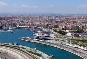 Port of Valencia car park: prices and subscriptions - Harbour car park | Onepark