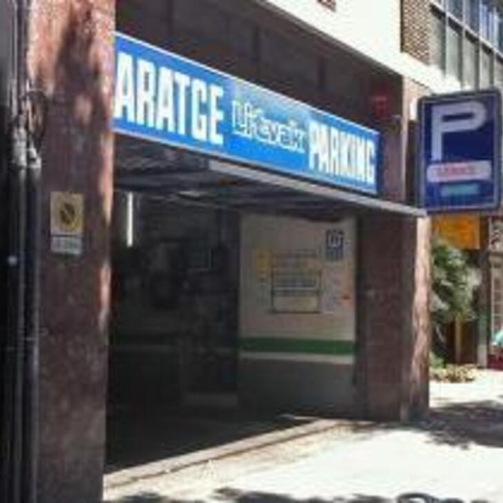 Parcheggio Pubblico GARATGE LITVAK (Coperto) Barcelona