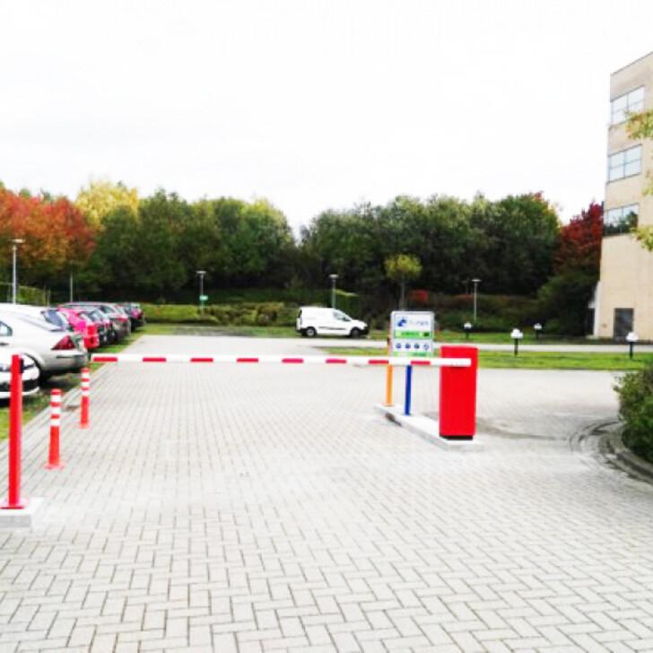 BEPARK KLEINE KLOOSTERSTRAAT Openbare Parking (Exterieur) Parkeergarage Zaventem