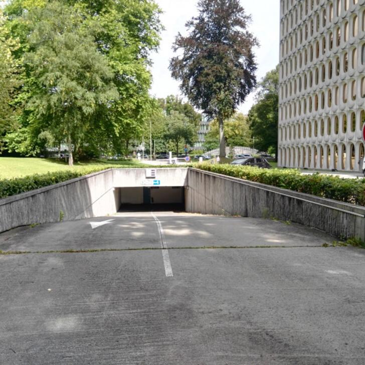 Parcheggio Pubblico BEPARK HULPE 185 (Coperto) parcheggio Watermael-Boitsfort