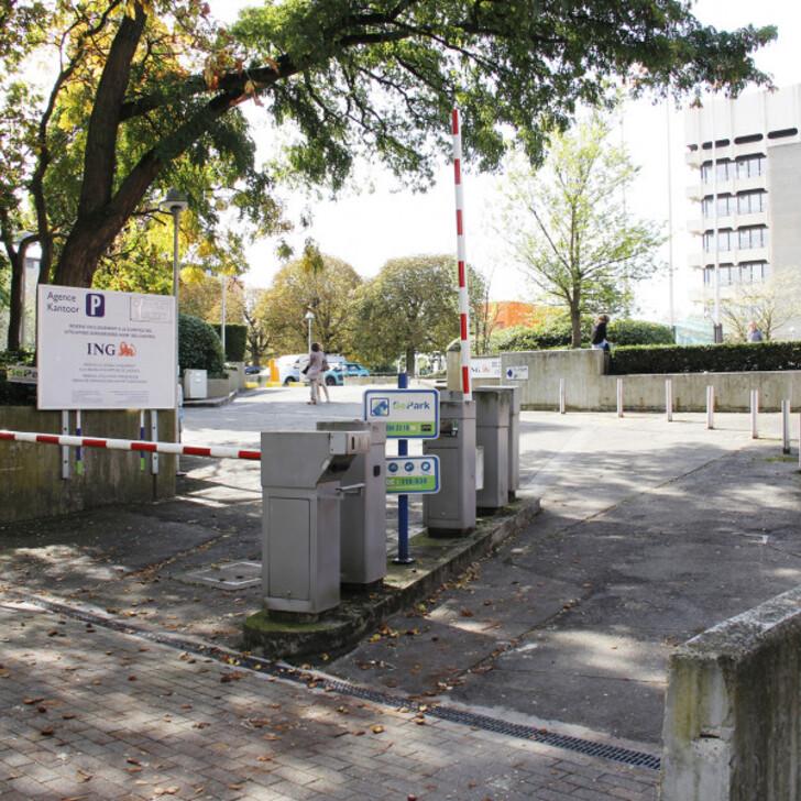 BEPARK LINTHOUT 126 - SAINT-MICHEL Openbare Parking (Exterieur) Parkeergarage Etterbeek