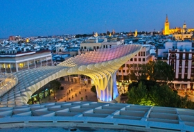 Sevilla car park: prices and subscriptions - City car park | Onepark