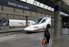 Parking Estación Santa Justa Sevilla en Sevilla : precios y ofertas - Parking de estación | Onepark