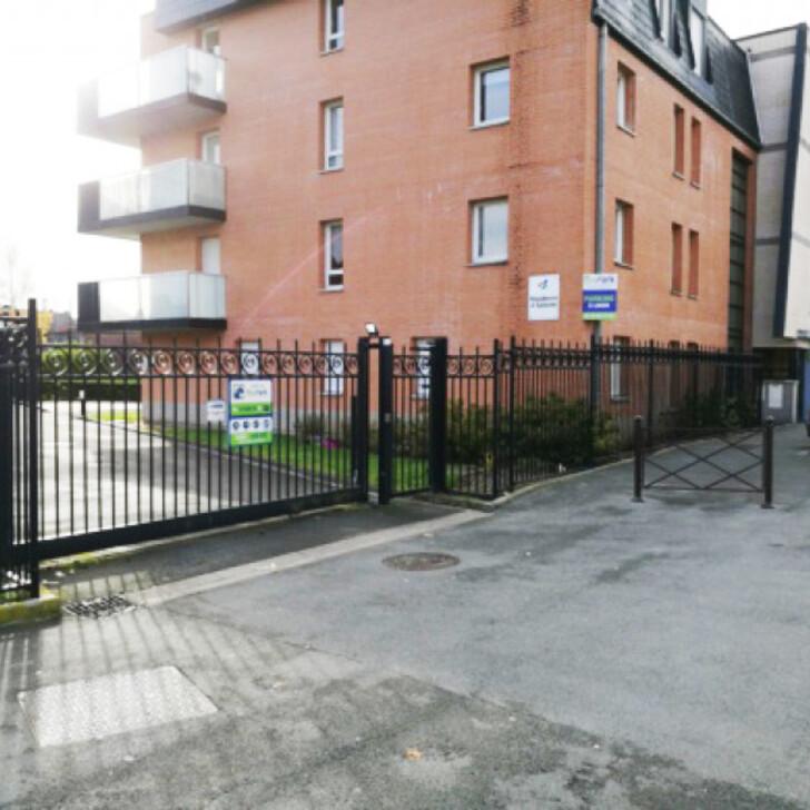 BEPARK GARE DE LA MADELEINE Nord 2 Openbare Parking (Exterieur) Parkeergarage La Madeleine