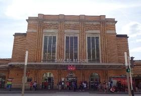 Estacionamento Estação Ferroviária de Belfort: Preços e Ofertas  - Estacionamento estações | Onepark