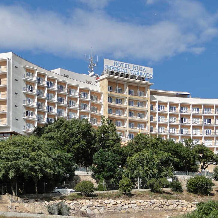 Parcheggio Pubblico HUSA IMPERIAL TARRACO (Esterno) Tarragona