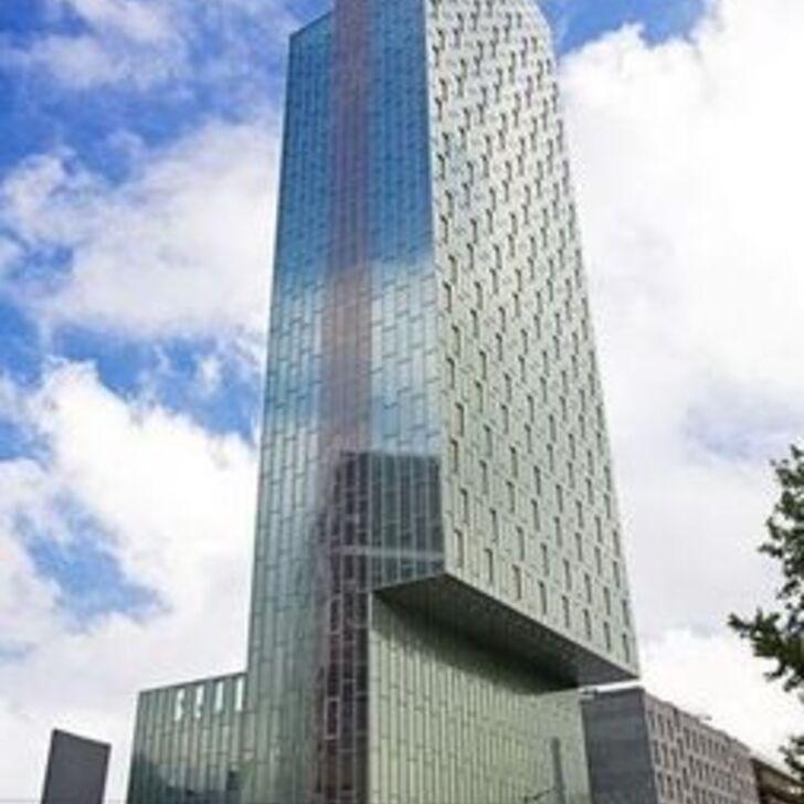 MELIÁ BARCELONA SKY - APK2 Hotel Parking (Overdekt) Parkeergarage Barcelona
