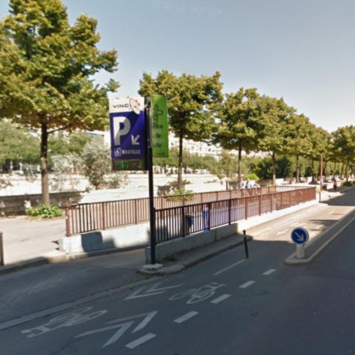 BOULEVARD DE LA BASTILLE Openbare Parking (Overdekt) Parkeergarage Paris