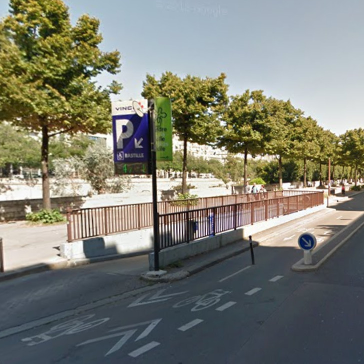 Parcheggio Pubblico BOULEVARD DE LA BASTILLE (Coperto) parcheggio Paris