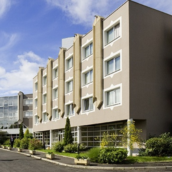 Hotel Parkhaus NOVOTEL CLERMONT-FERRAND (Extern) Clermont Ferrand