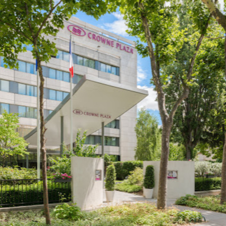 Parcheggio Hotel CROWNE PLAZA PARIS - NEUILLY (Coperto) parcheggio Neuilly Sur Seine