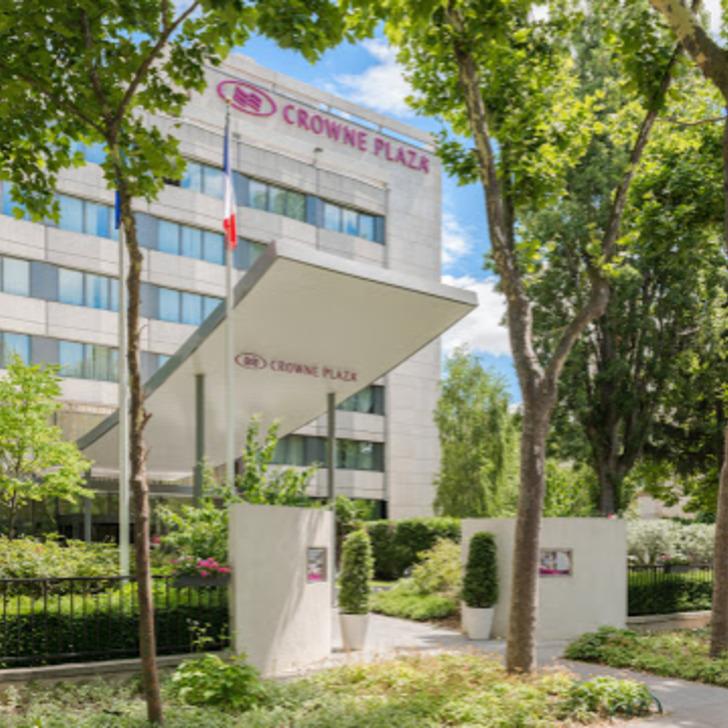 Parcheggio Hotel CROWNE PLAZA PARIS - NEUILLY (Coperto) Neuilly Sur Seine