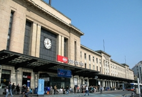 Parking Estación Geneva-Cornavin en Ginebra : precios y ofertas - Parking de estación | Onepark