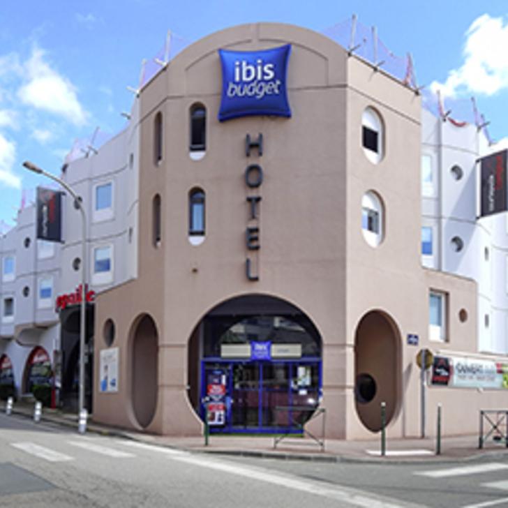 IBIS BUDGET LIMOGES Hotel Parking (Exterieur) Limoges