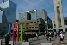 Brussels North Station car park: prices and subscriptions - Station car park | Onepark