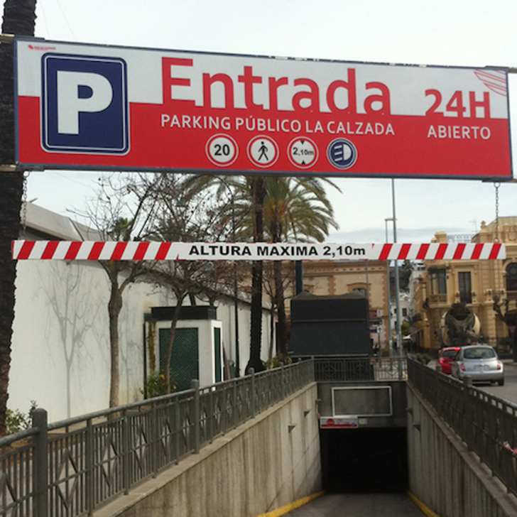 IC LA CALZADA Openbare Parking (Overdekt) Parkeergarage Sanlúcar de Barrameda