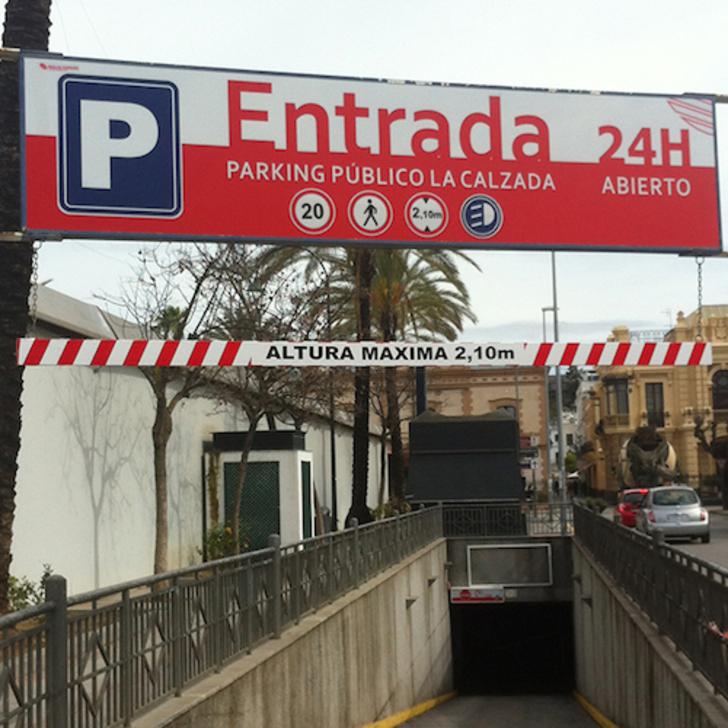 Parking Público IC LA CALZADA (Cubierto) Sanlúcar de Barrameda