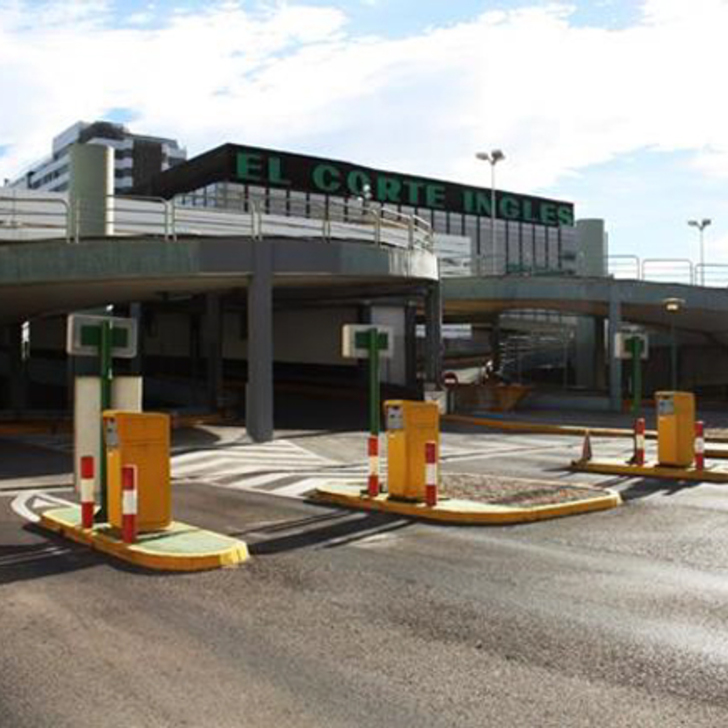 IC NUEVO CENTRO CC Openbare Parking (Overdekt) Parkeergarage Valencia