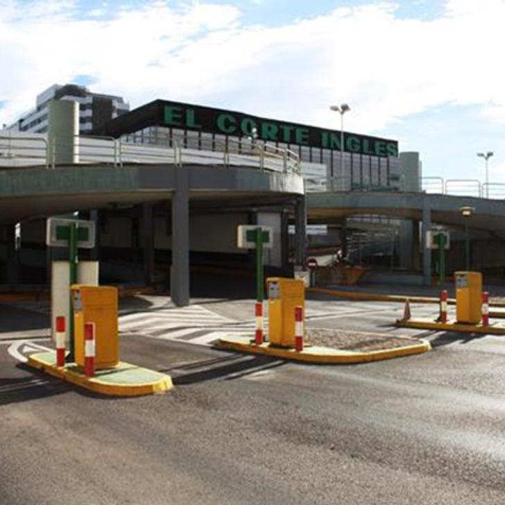 Parcheggio Pubblico PARKIA NUEVO CENTRO CC (Coperto) Valencia