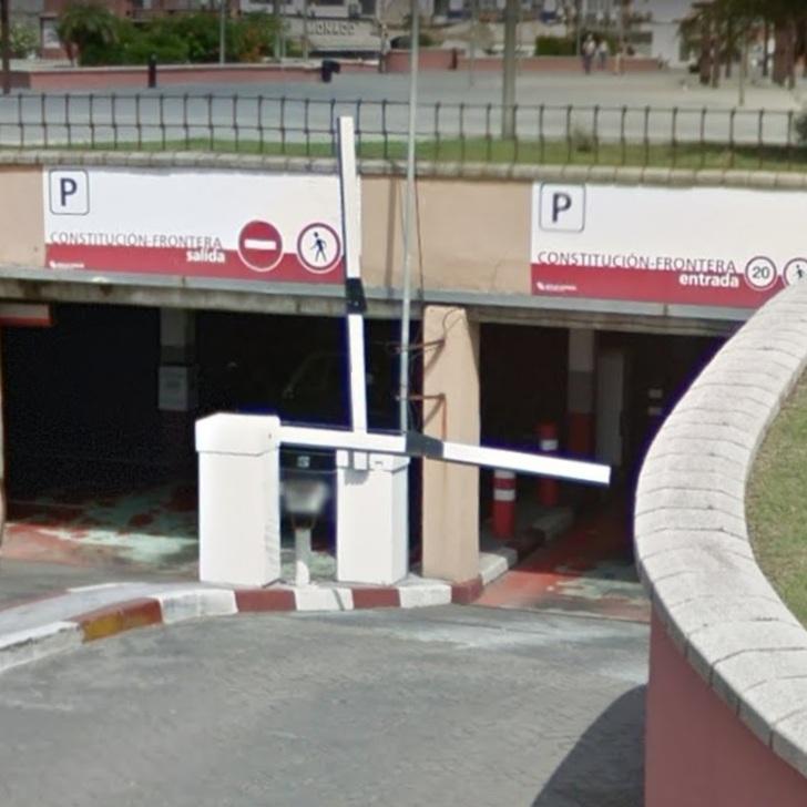 Parcheggio Pubblico IC CENTRO (Coperto) parcheggio La Línea de la Concepción