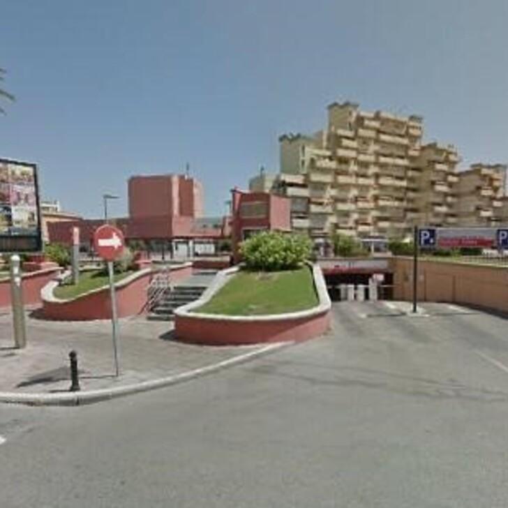 Parcheggio Pubblico IC PLAZA CONSTITUCIÓN (Esterno) parcheggio LA LINEA