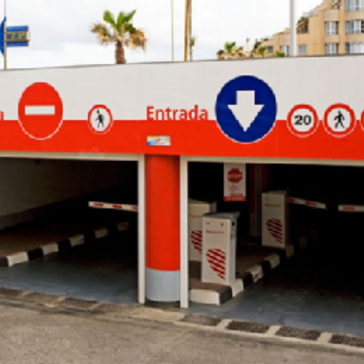 Parcheggio Pubblico IC SECRETARIO PADILLA (Coperto) Las Palmas de Gran Canaria