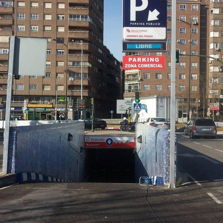 Parking Público IC JARDINES DEL PRADO (Cubierto) Talavera de la Reina