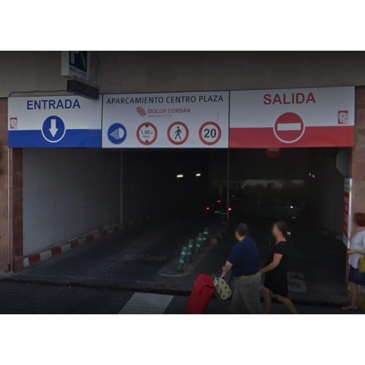 Öffentliches Parkhaus IC CENTRO PLAZA (Überdacht) Parkhaus Chiclana de la Frontera