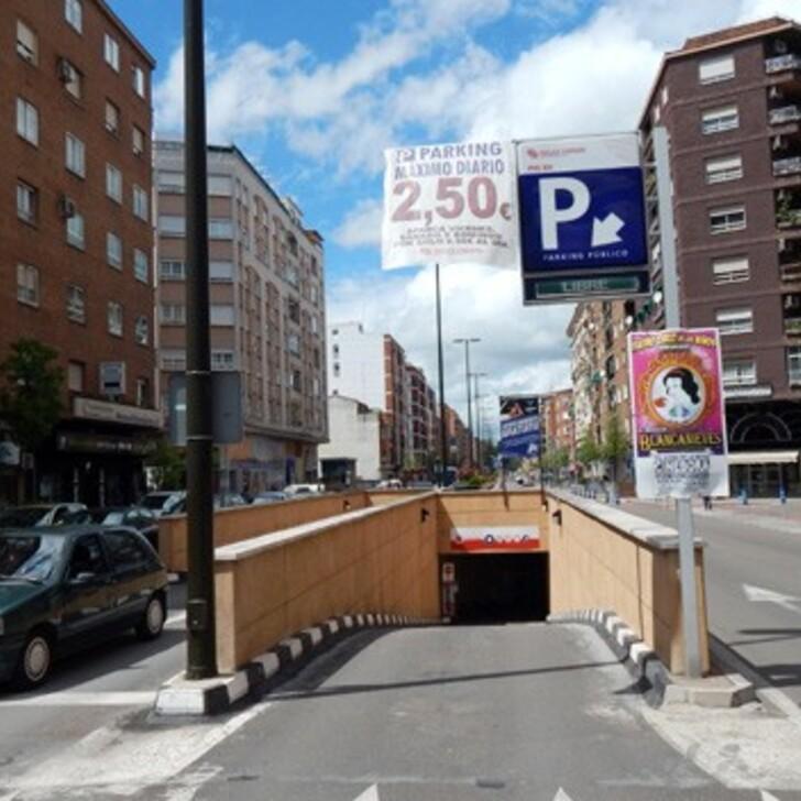 IC PÍO XII Openbare Parking (Overdekt) Parkeergarage Talavera de la Reina