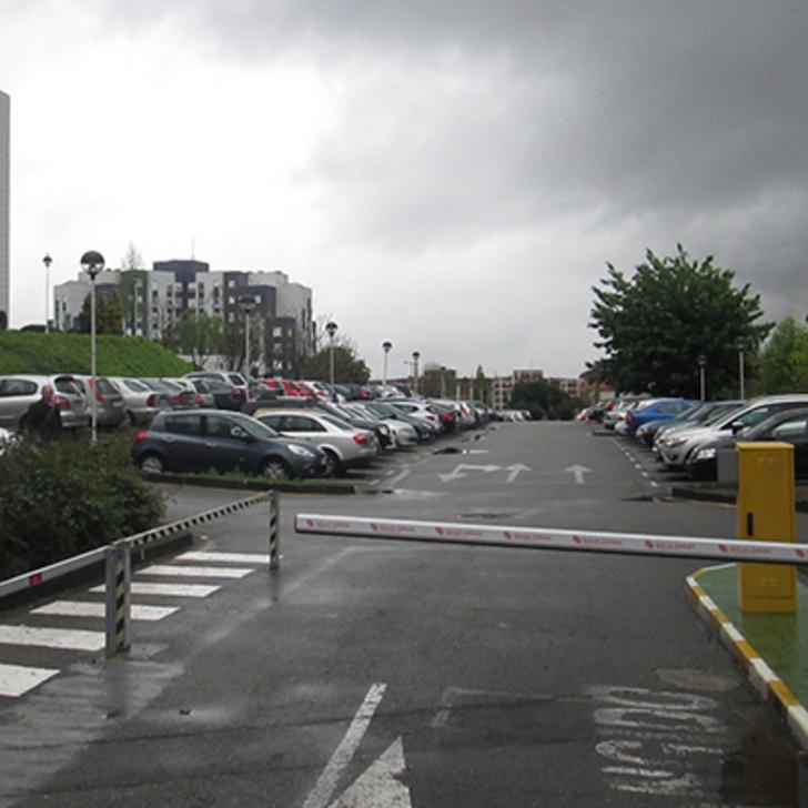Parking Público IC HOSPITAL SAN AGUSTÍN (Exterior) Avilés