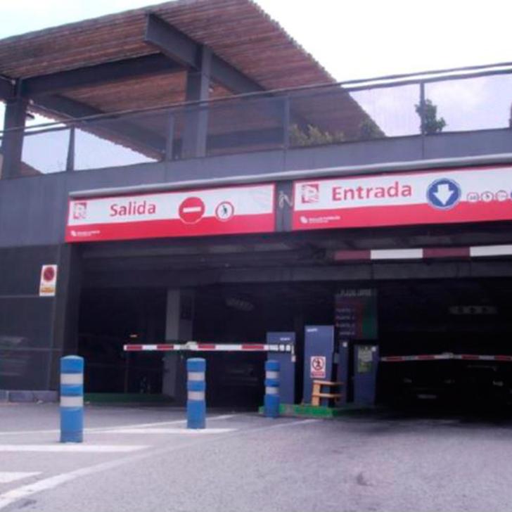 Parking Público IC VIRGEN DE LA ARRIXACA (Cubierto) MURCIA