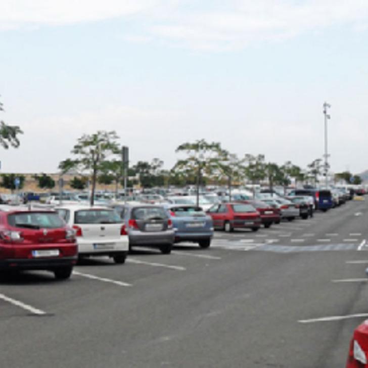 Parcheggio Pubblico IC HOSPITAL SANTA LUCÍA (Esterno) parcheggio Cartagena