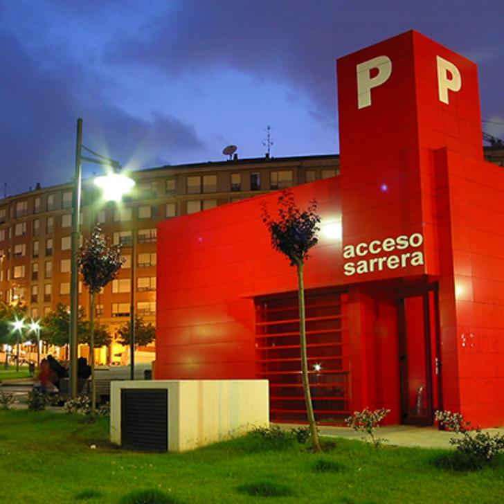 Öffentliches Parkhaus IC JUZGADOS DE BARAKALDO (Überdacht) Parkhaus Barakaldo
