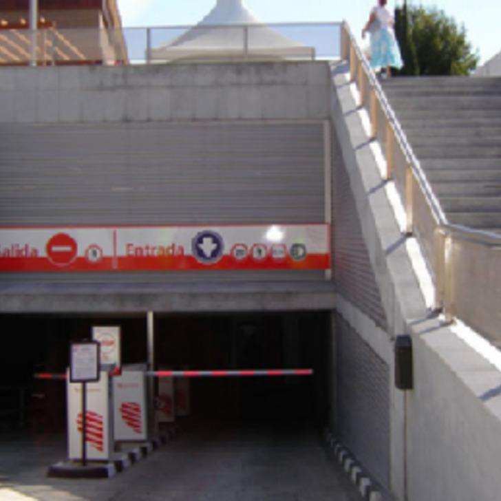 Parking Public IC CIUDAD DE NARA (Couvert) Toledo