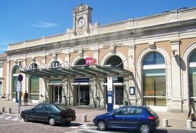 Parcheggio Stazione ferroviaria di Narbonne: prezzi e abbonamenti - Parcheggio di stazione | Onepark
