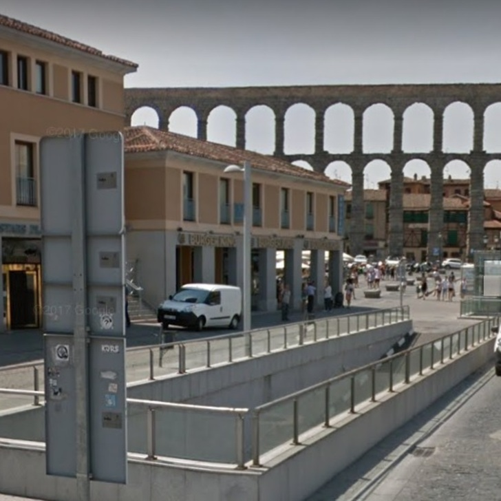IC ACUEDUCTO ORIENTAL Openbare Parking (Overdekt) Segovia