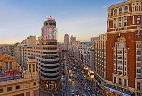 Callao car park in Madrid: prices and subscriptions - City center car park | Onepark