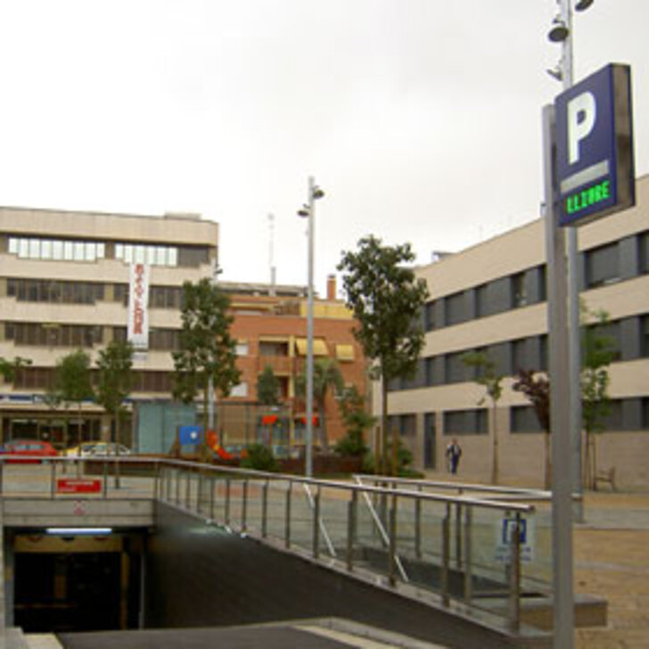 Parcheggio Pubblico COLOM (Coperto) parcheggio Granollers