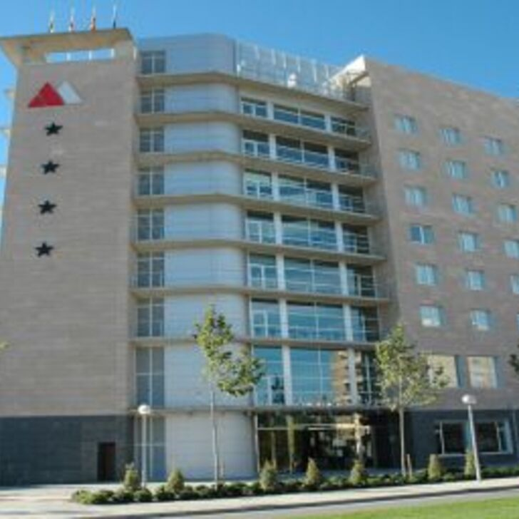 Hotel Parkhaus MERCURE ATENEA AVENTURA (Überdacht) Parkhaus Vila Seca